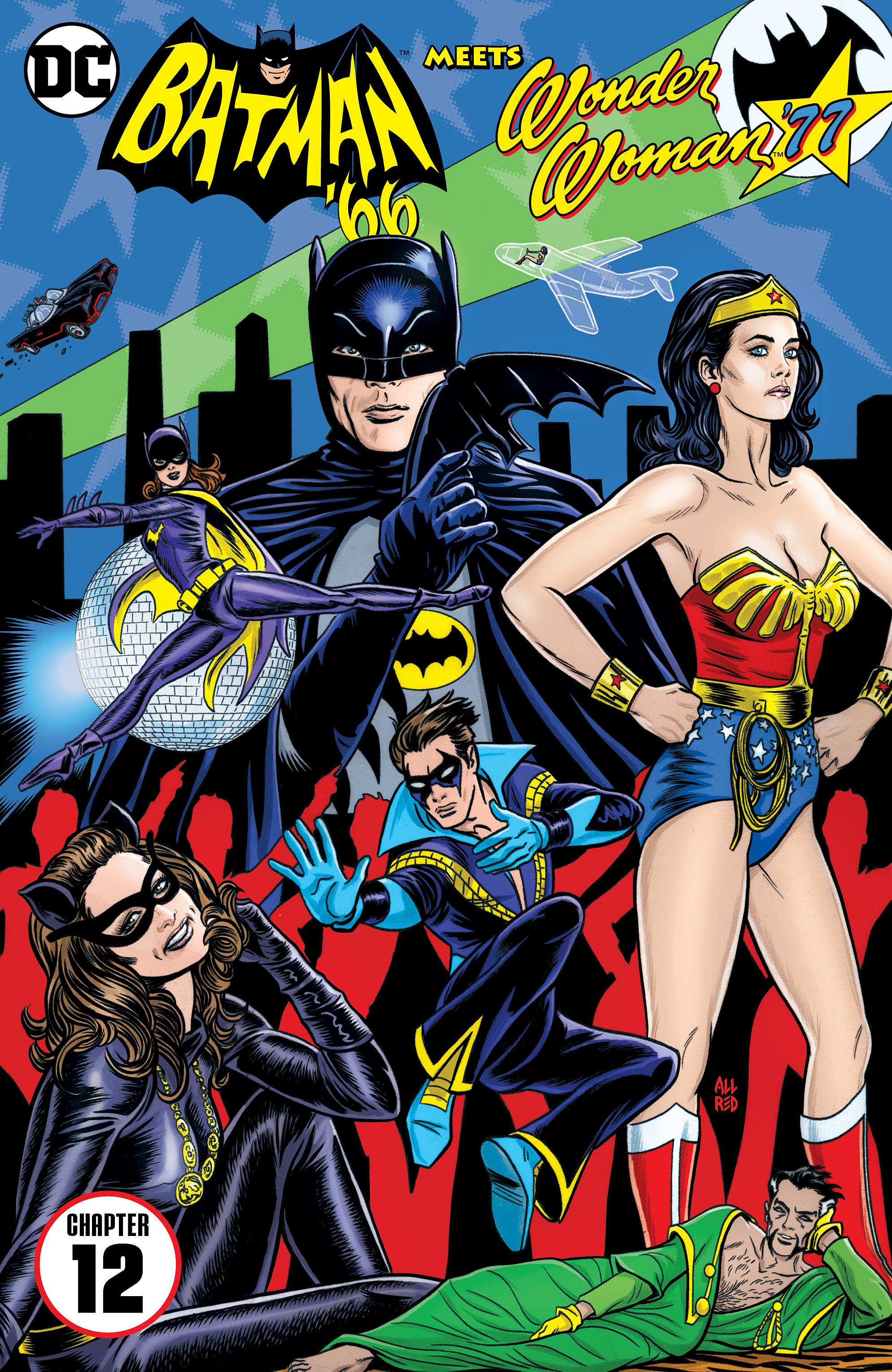 Batman '66 Meets Wonder Woman '77 (2016-) 12 Page 2