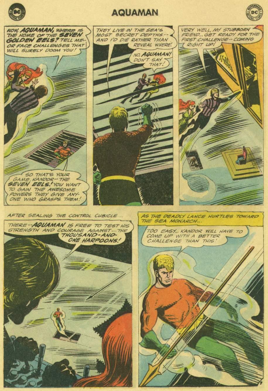 Read online Aquaman (1962) comic -  Issue #22 - 12