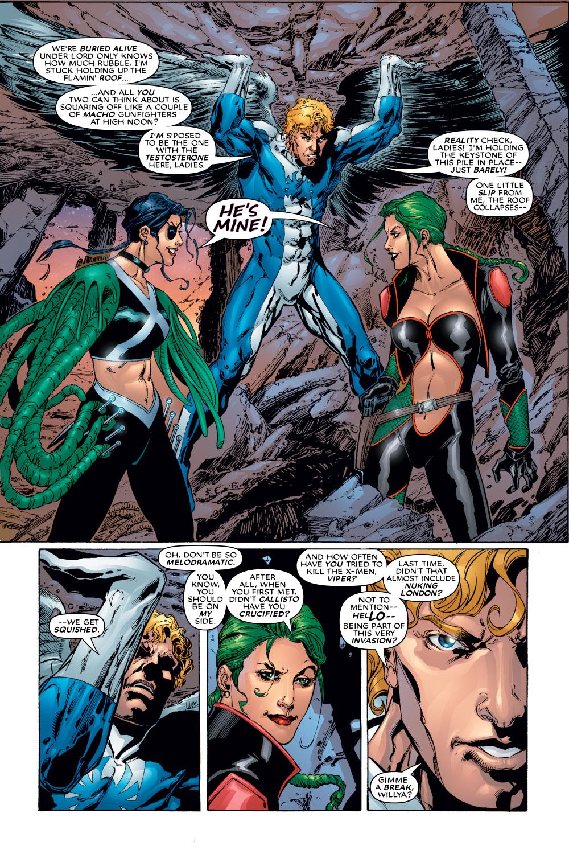 Excalibur (2004) Issue #13 #13 - English 11
