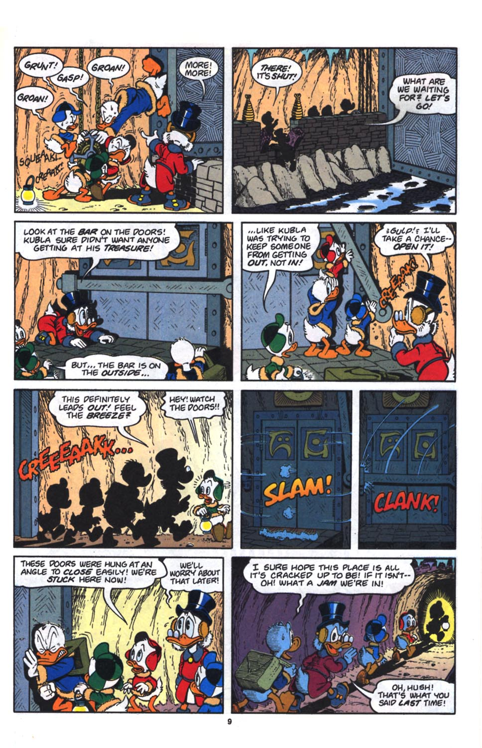 Uncle Scrooge (1953) Issue #261 #261 - English 10
