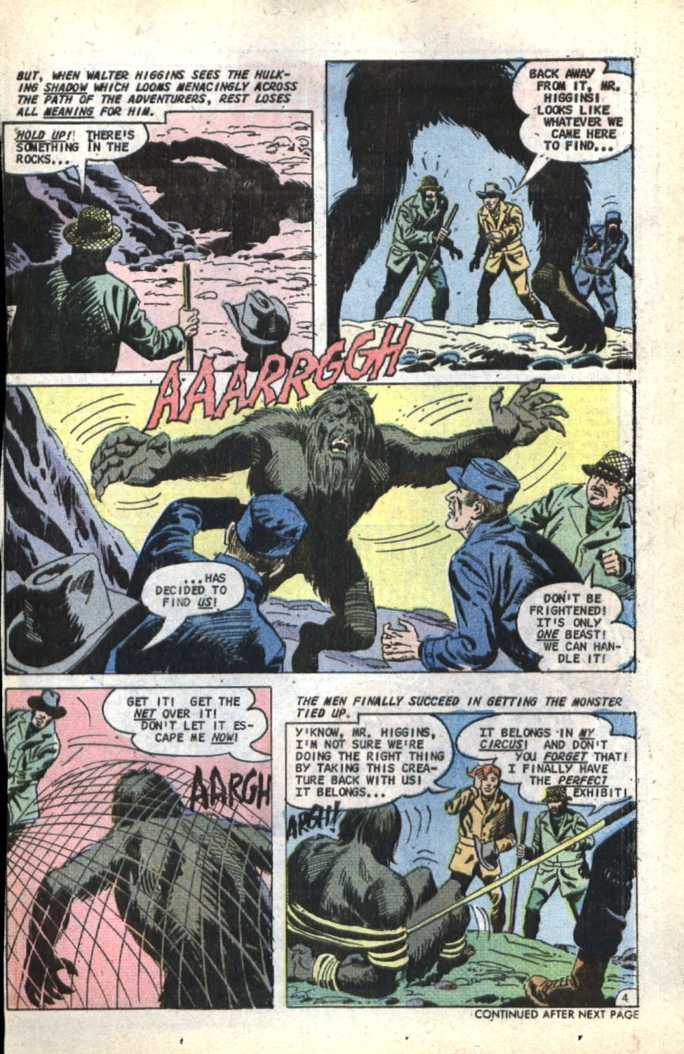 Read online Scary Tales comic -  Issue #11 - 13