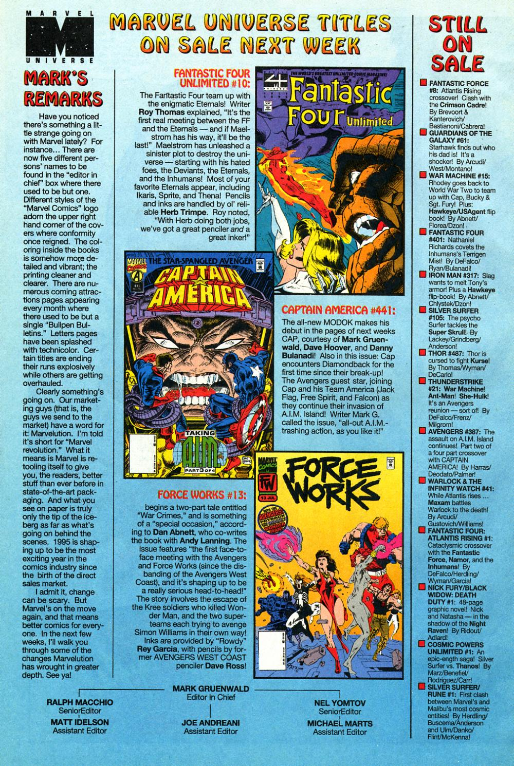 Force Works Issue #13 #13 - English 24