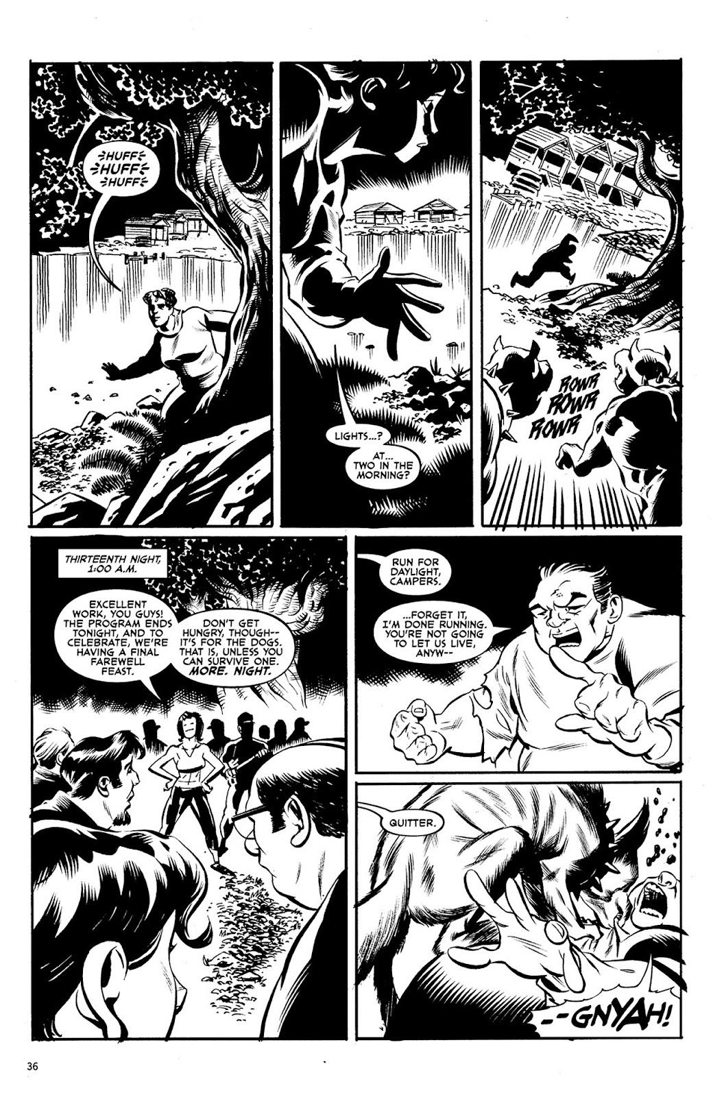Creepy (2009) Issue #1 #1 - English 38