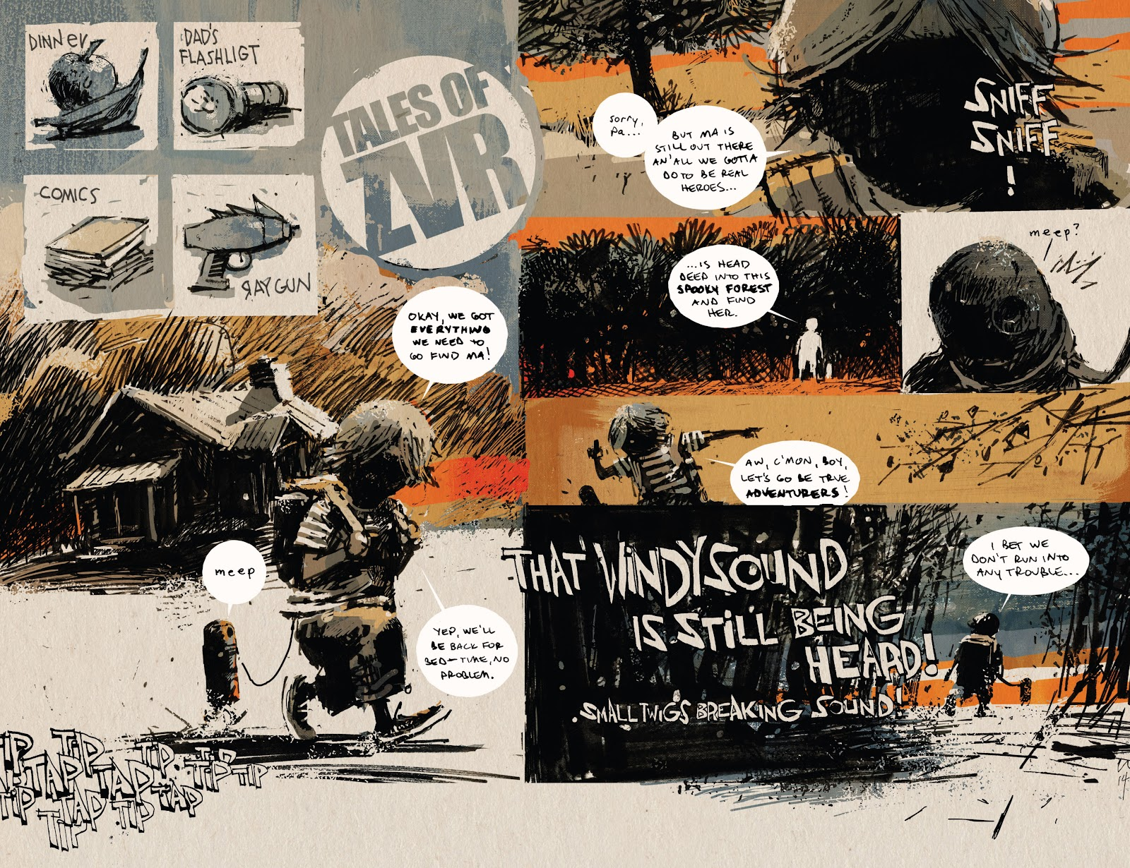 Zombies vs Robots (2015) Issue #2 Page 14