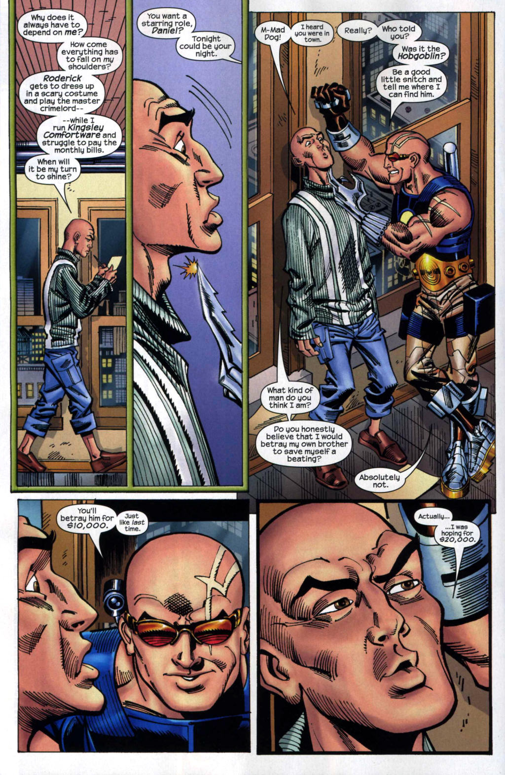 Amazing Spider-Girl Issue #4 #5 - English 13