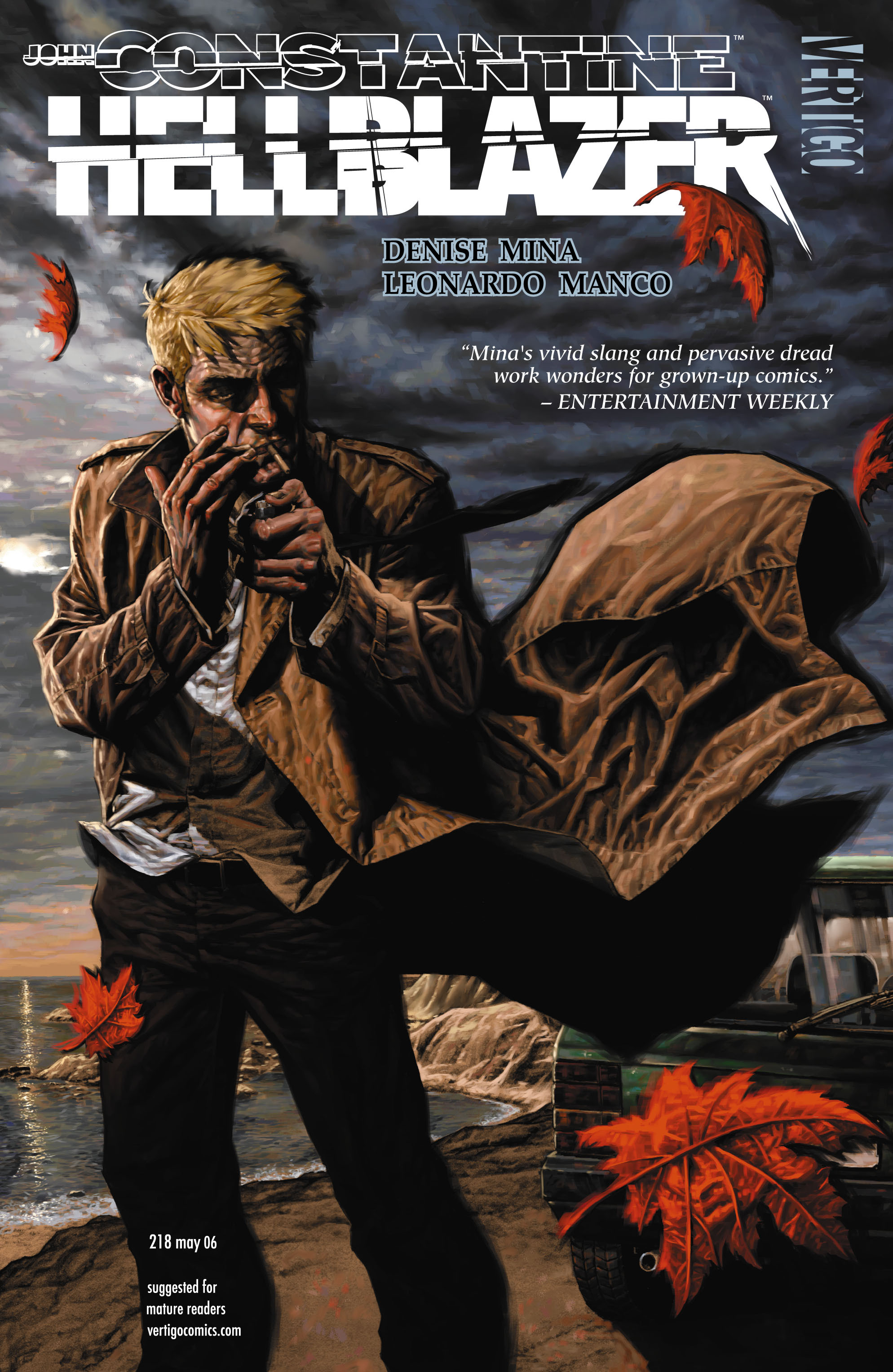 Hellblazer issue 218 - Page 1