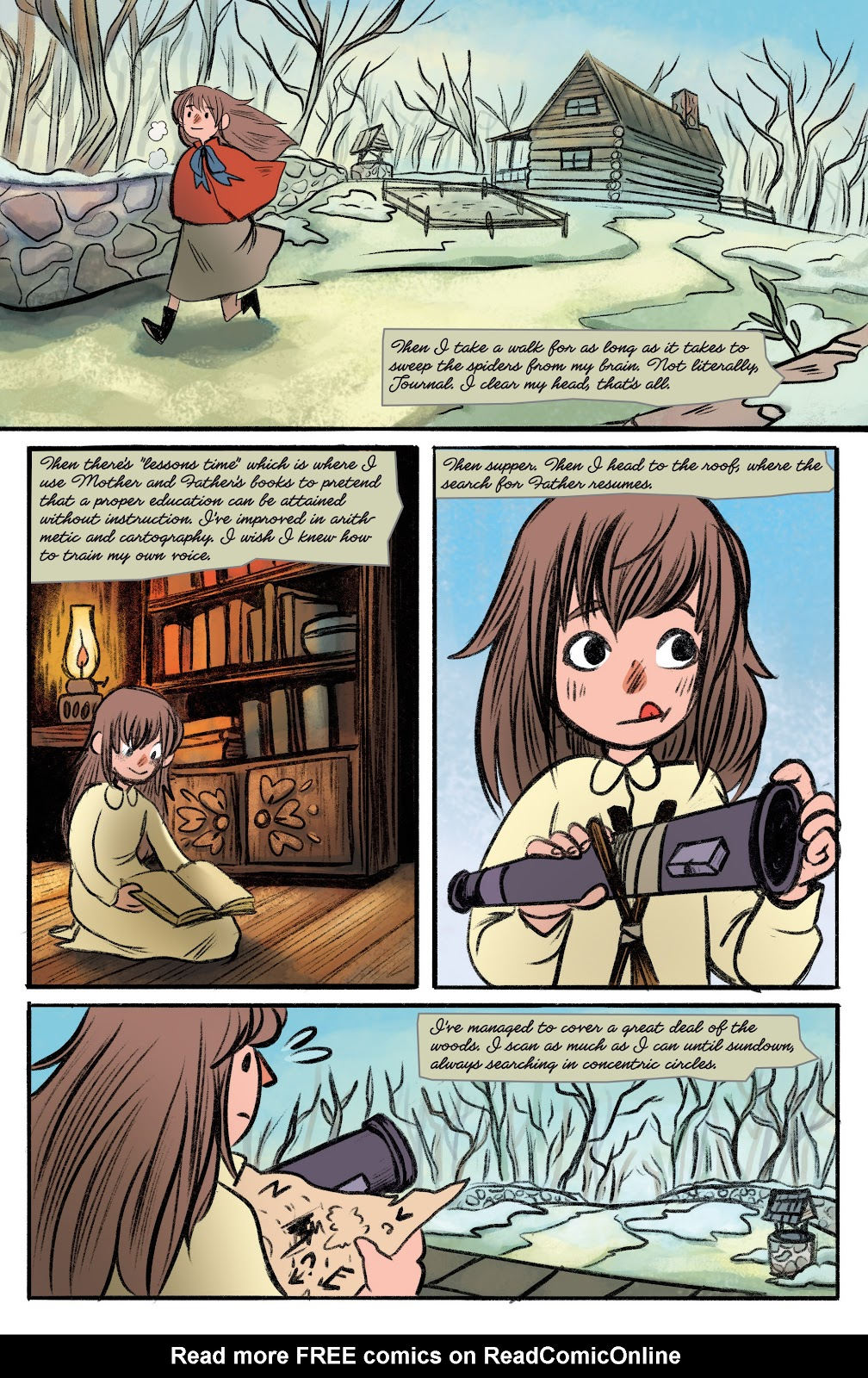 Over the Garden Wall (2016) Issue #2 #2 - English 17