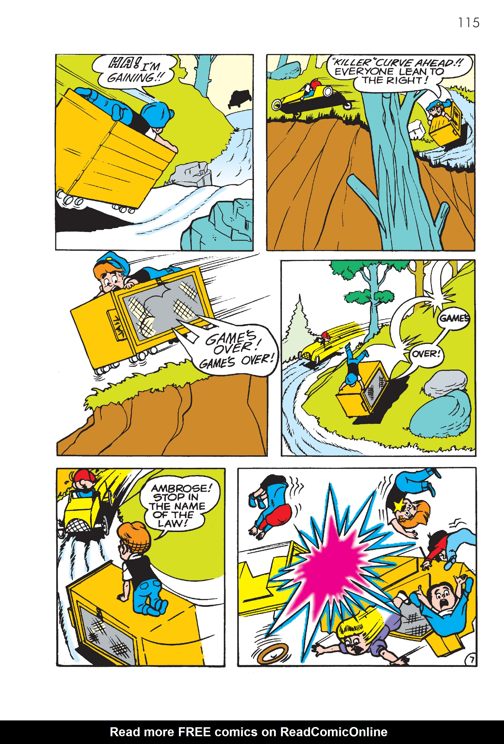 Read online The Best of Archie Comics comic -  Issue # TPB 4 (Part 1) - 116