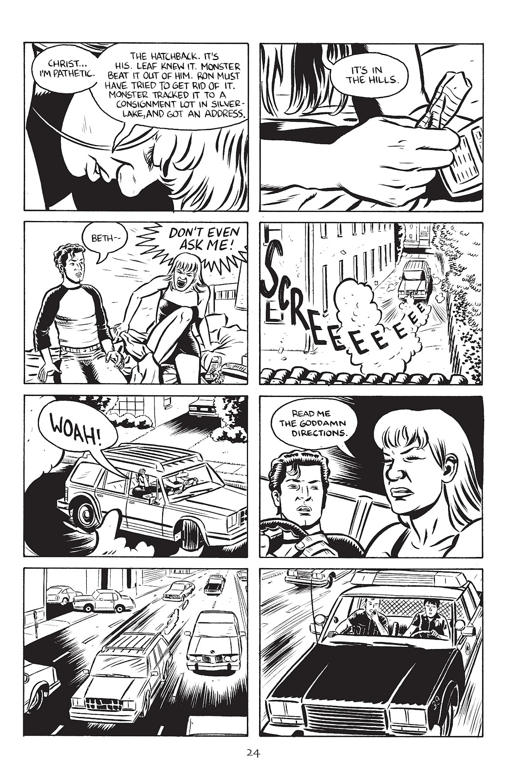 Stray Bullets Issue #27 #27 - English 26