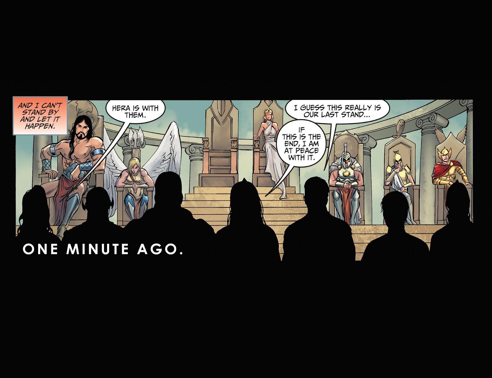 Injustice: Gods Among Us Year Four Issue #23 #24 - English 6