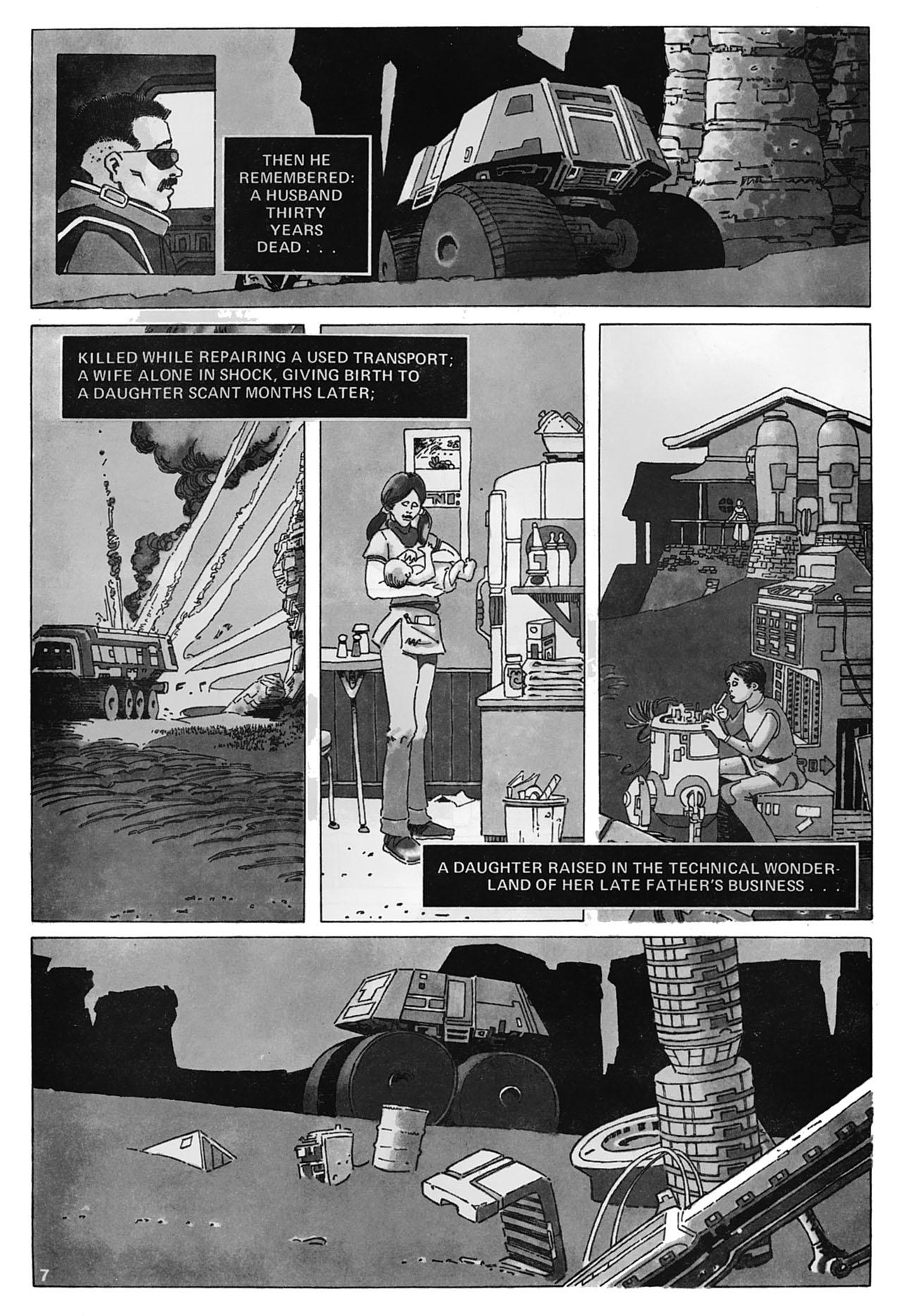 Read online Star*Reach comic -  Issue #16 - 25
