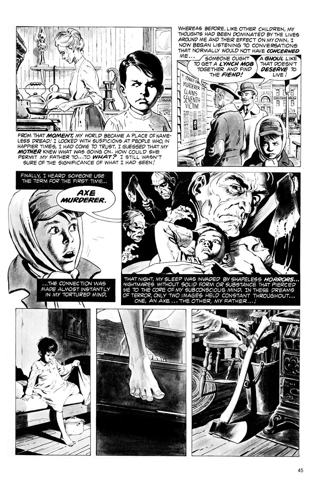 Creepy (2009) Issue #2 #2 - English 46