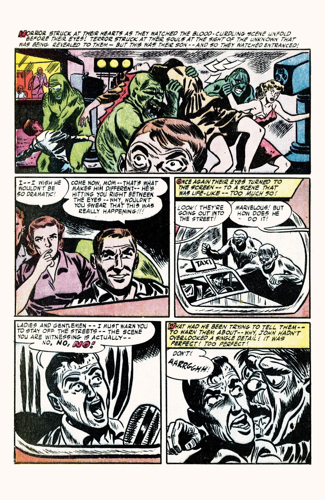 Haunted Horror Issue #4 #4 - English 45