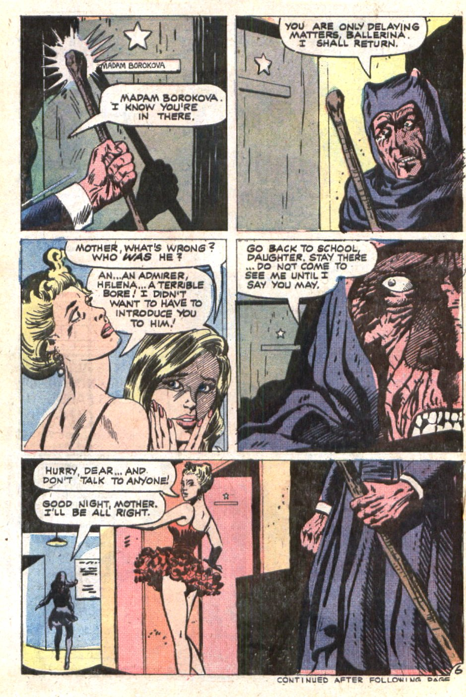 Read online Scary Tales comic -  Issue #4 - 16