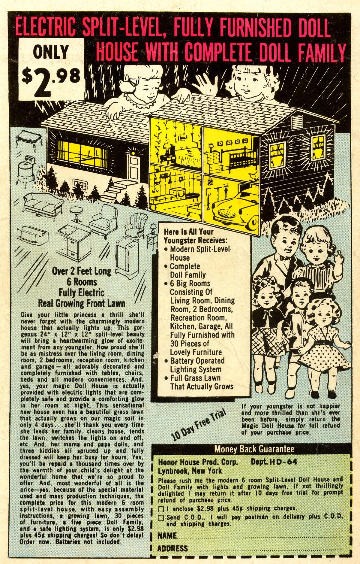 Read online Secret Hearts comic -  Issue #92 - 36