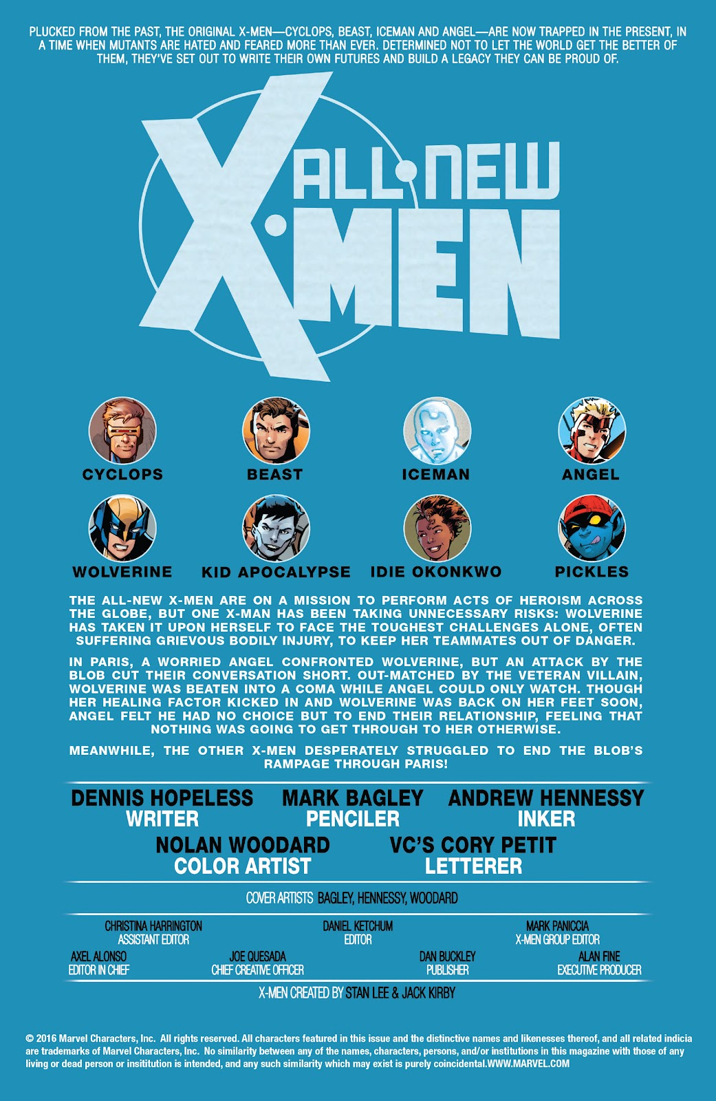 All-New X-Men (2016) Issue #6 #8 - English 2