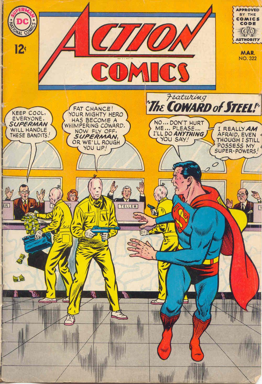 Action Comics (1938) 322 Page 1