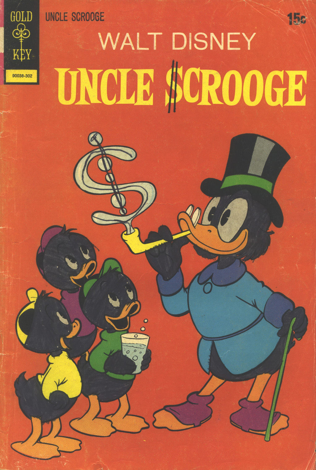 Uncle Scrooge (1953) Issue #103 #103 - English 1