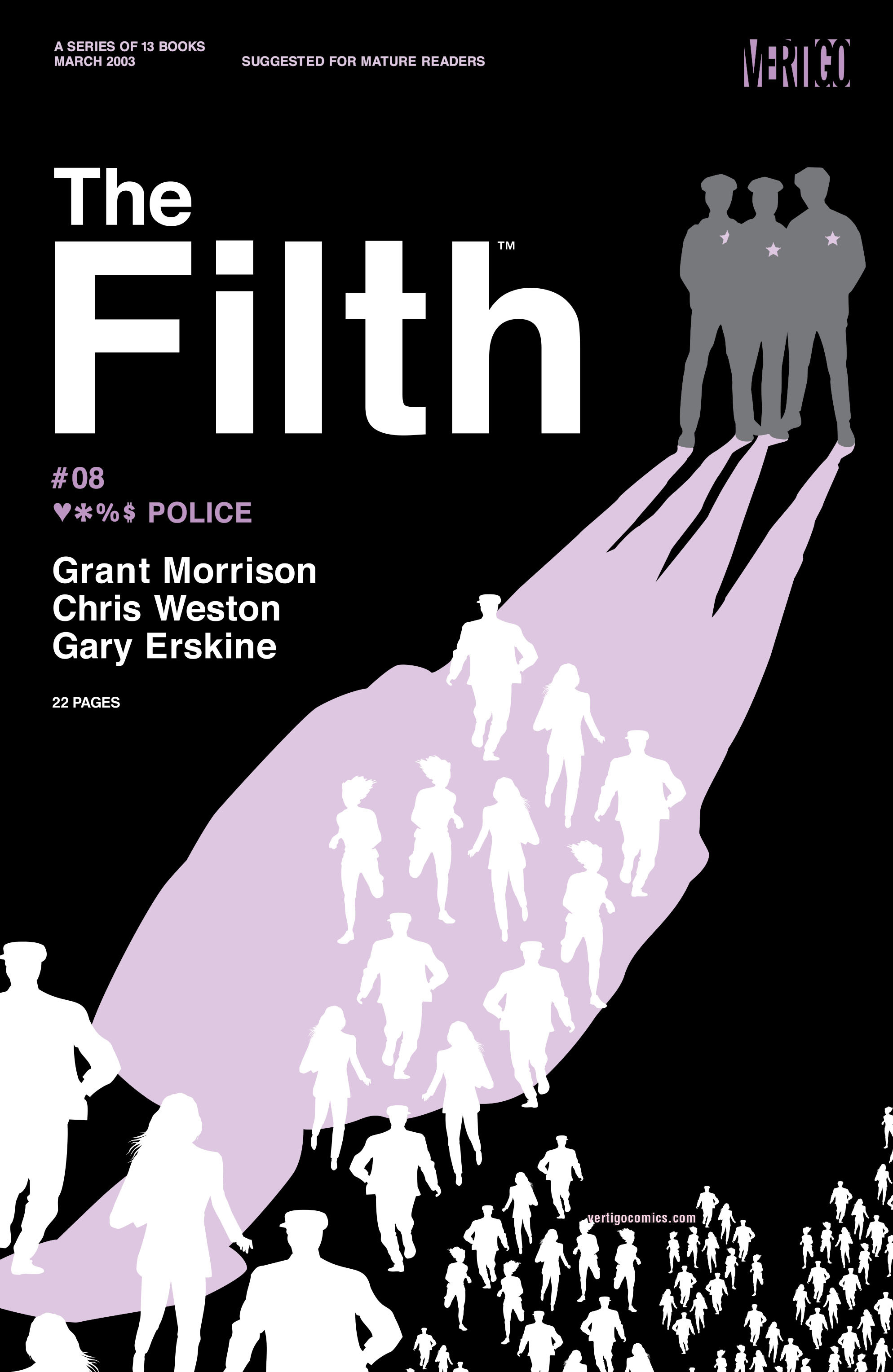 The Filth issue 8 - Page 1