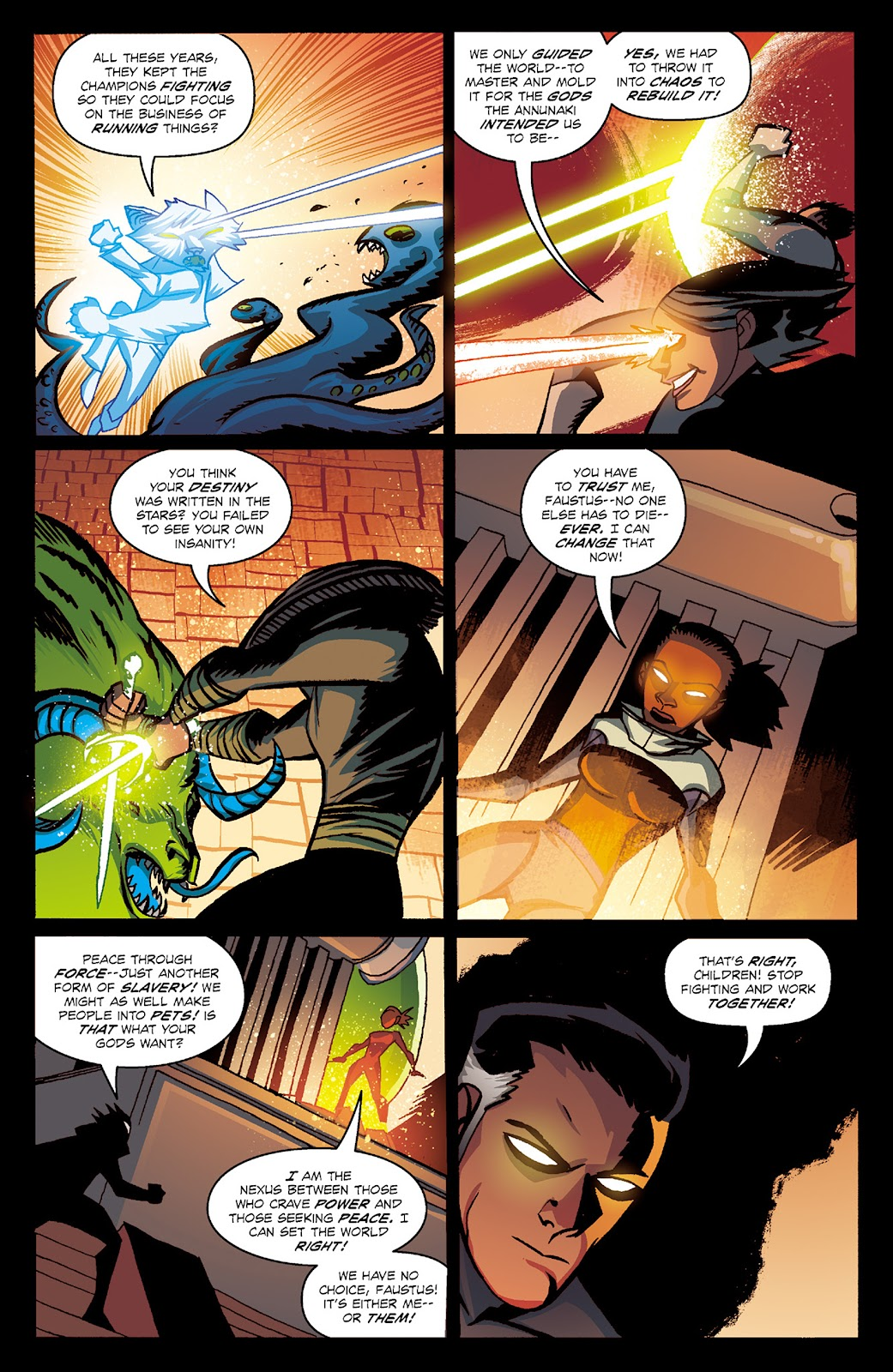 The Victories (2013) Issue #14 Page 5