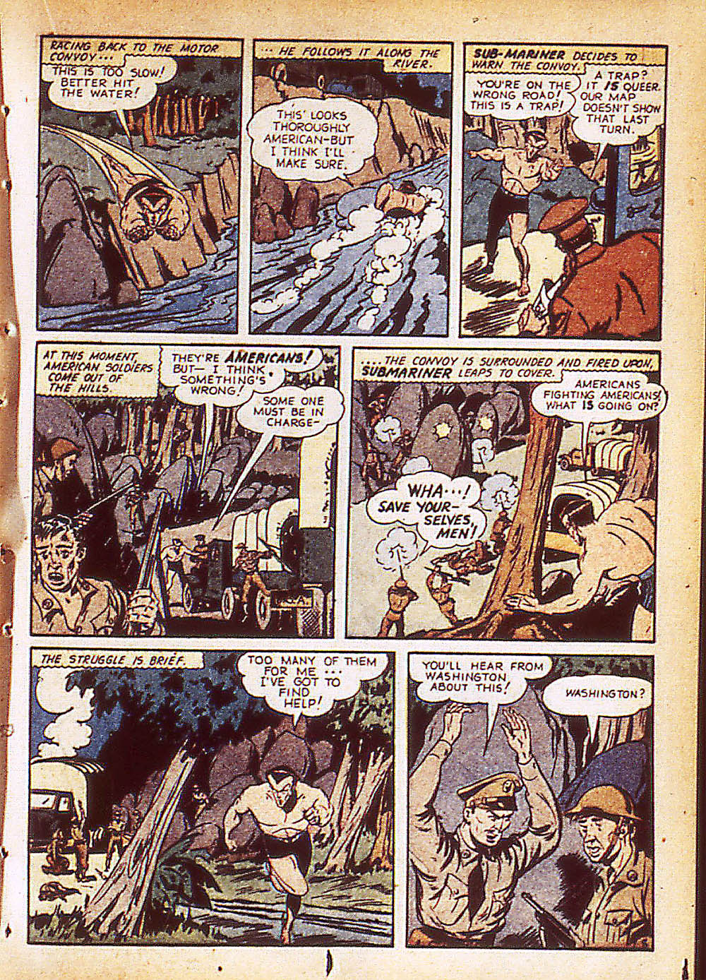 Sub-Mariner Comics Issue #8 #8 - English 32
