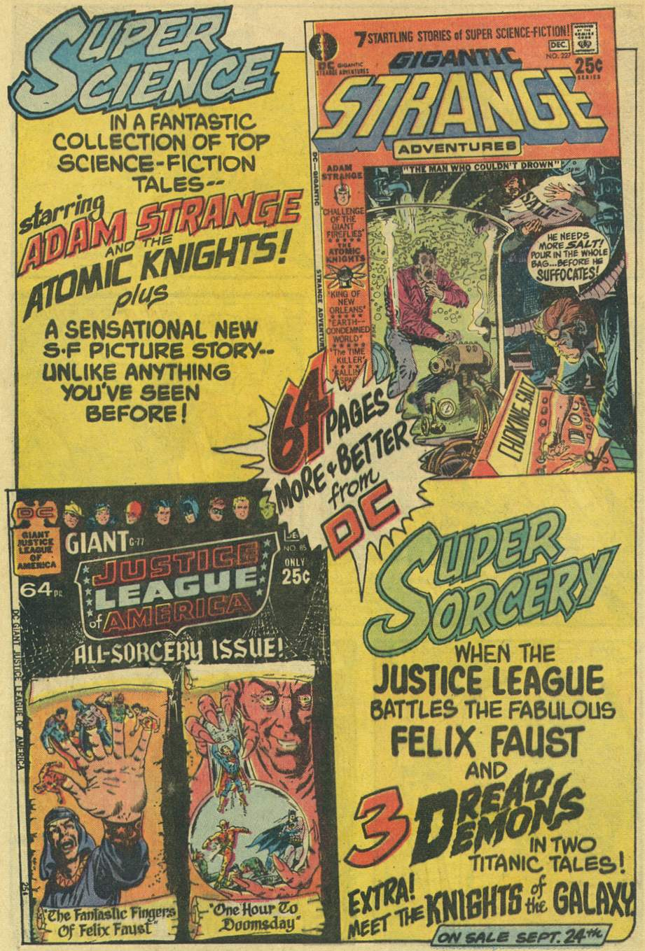 Aquaman (1962) Issue #54 #54 - English 28