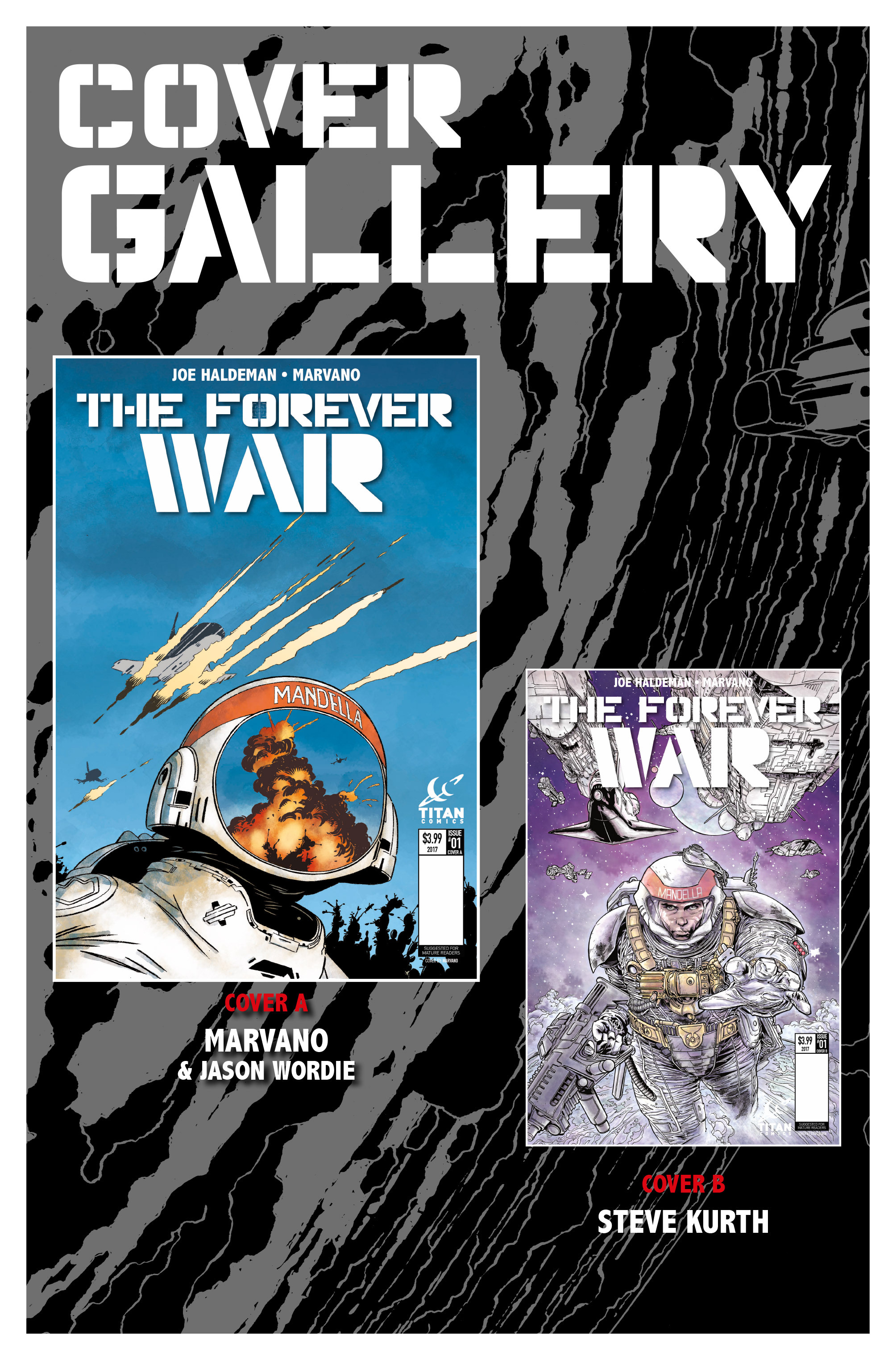 The Forever War (2017) #1 #6 - English 28