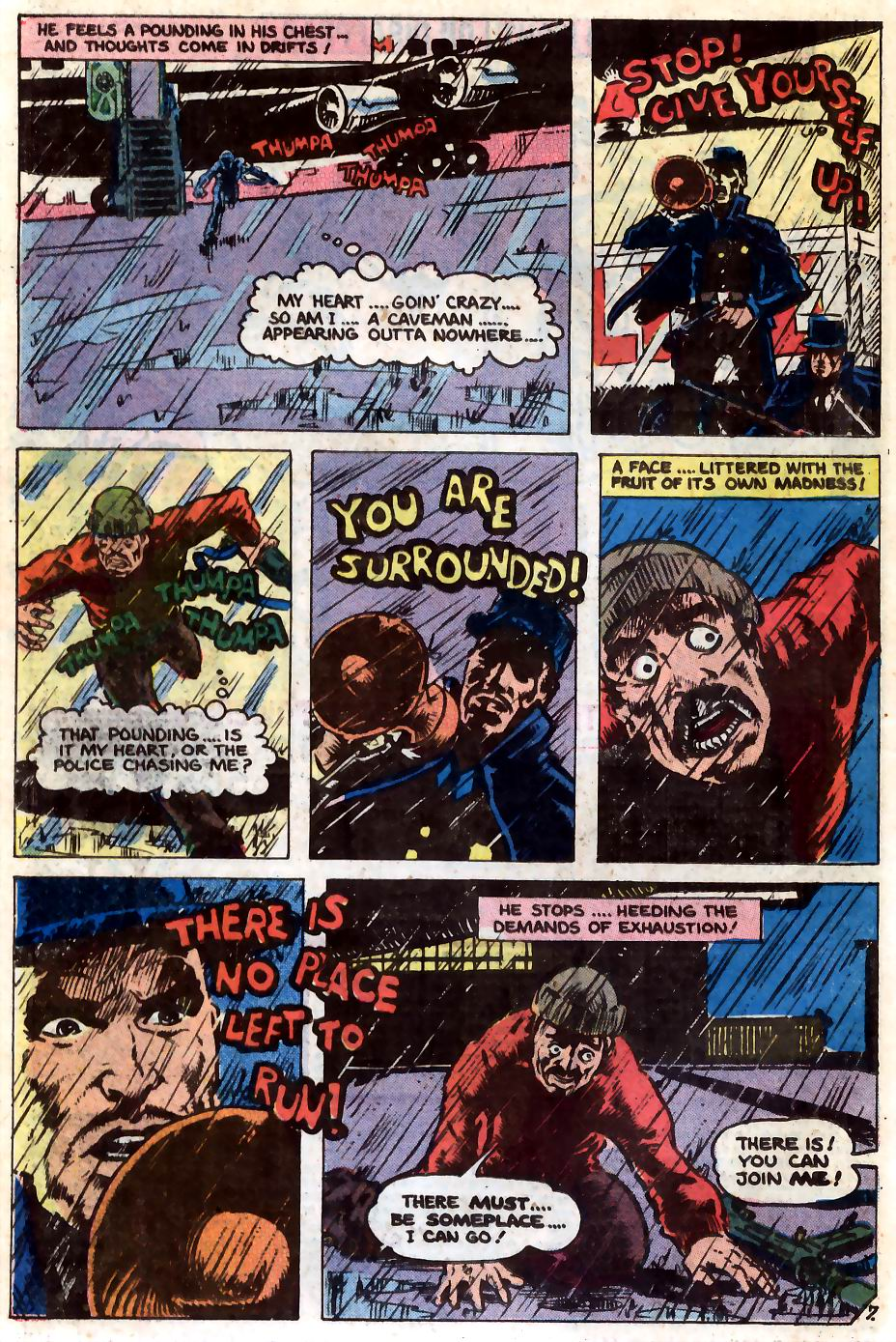 Read online Scary Tales comic -  Issue #2 - 14