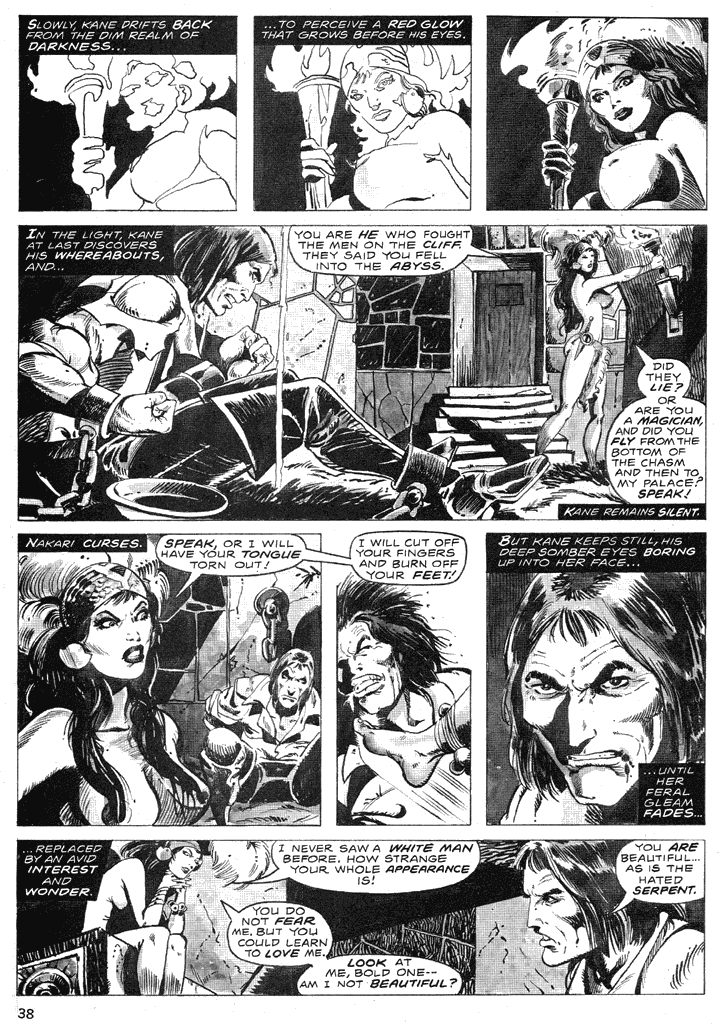 The Savage Sword Of Conan Issue #39 #40 - English 37