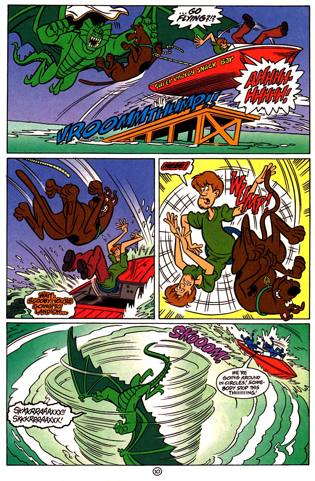 Read online Scooby-Doo (1997) comic -  Issue #23 - 12