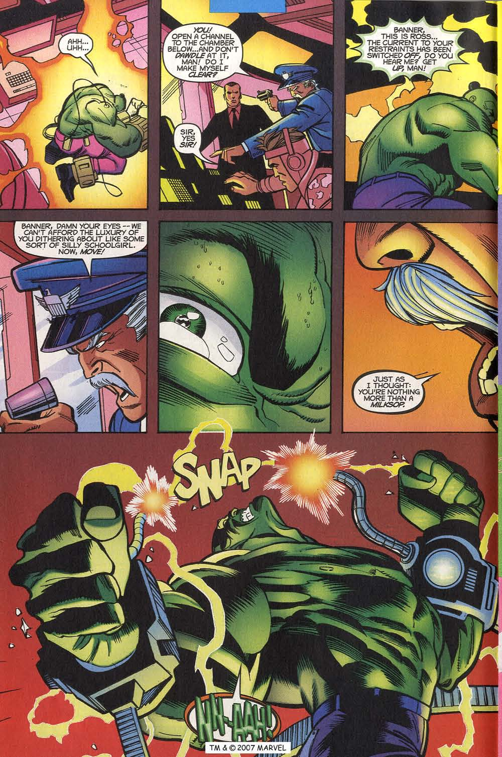 Read online The Incredible Hulk (2000) comic -  Issue #20 - 16