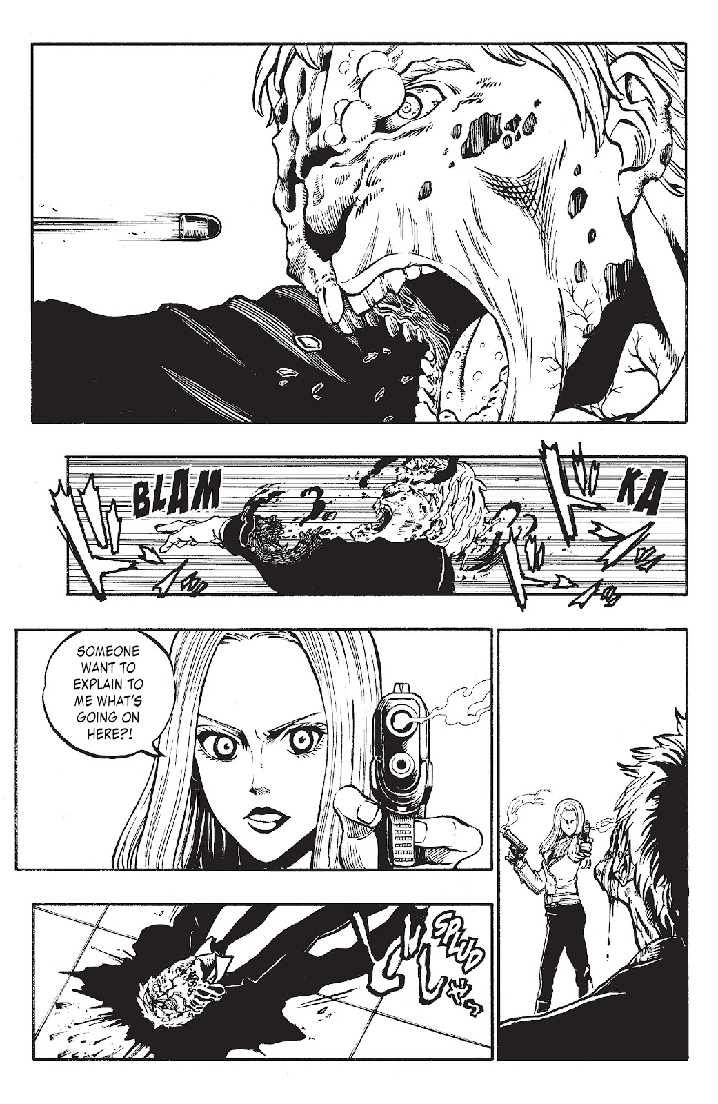 Zombies Assemble Issue #1 Page 17
