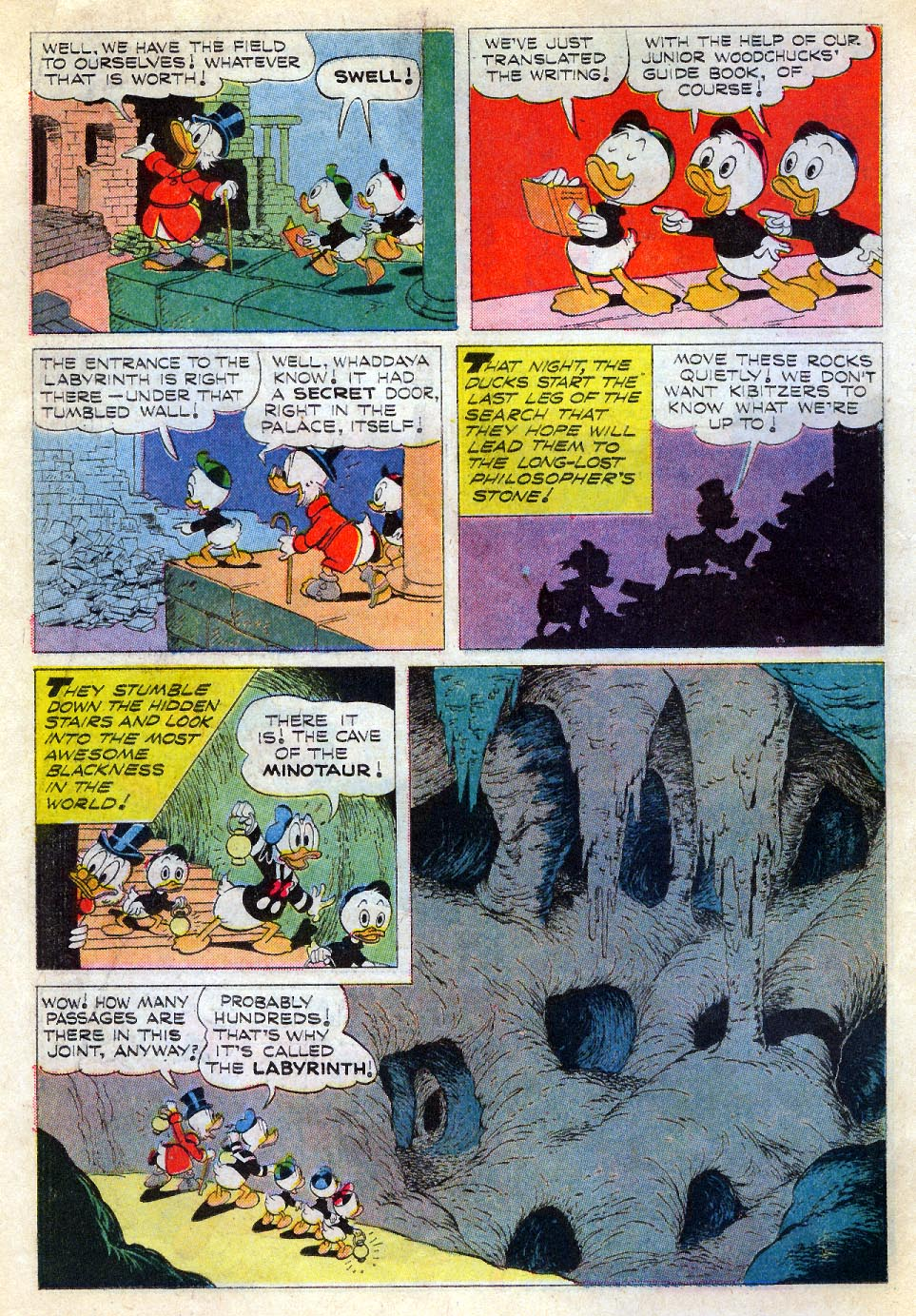 Uncle Scrooge (1953) Issue #67 #67 - English 13