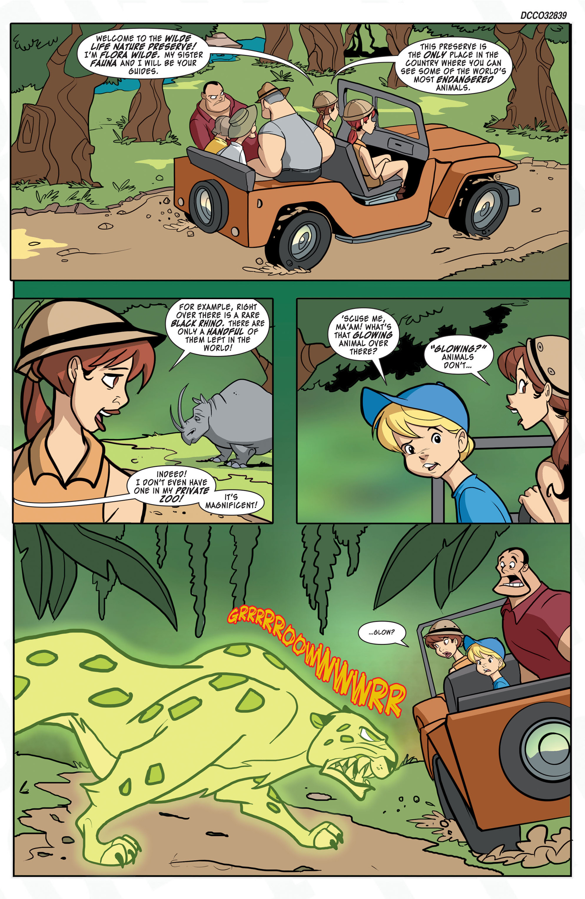 Read online Scooby-Doo: Where Are You? comic -  Issue #43 - 2