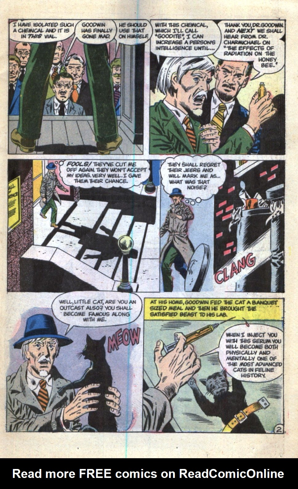 Read online Scary Tales comic -  Issue #10 - 11