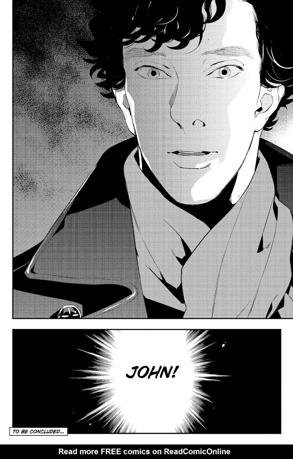 Sherlock: The Blind Banker Issue #5 #5 - English 39