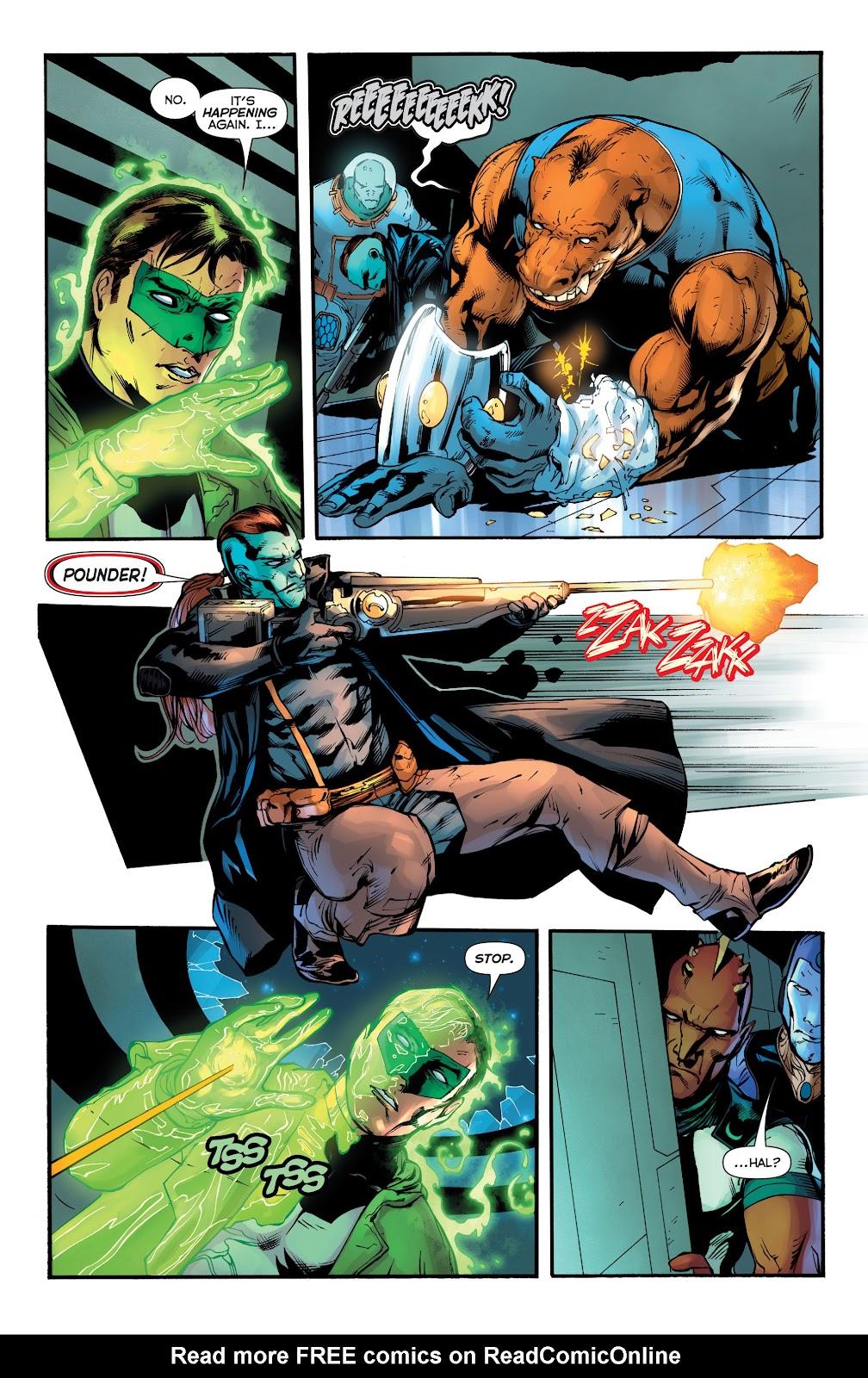Green Lantern (2011) Issue #52 #61 - English 14