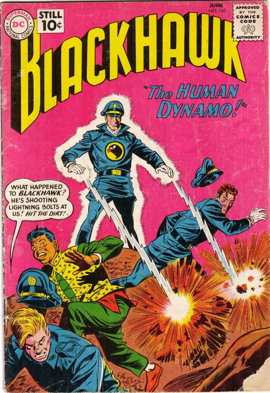 Blackhawk (1957) 161 Page 1