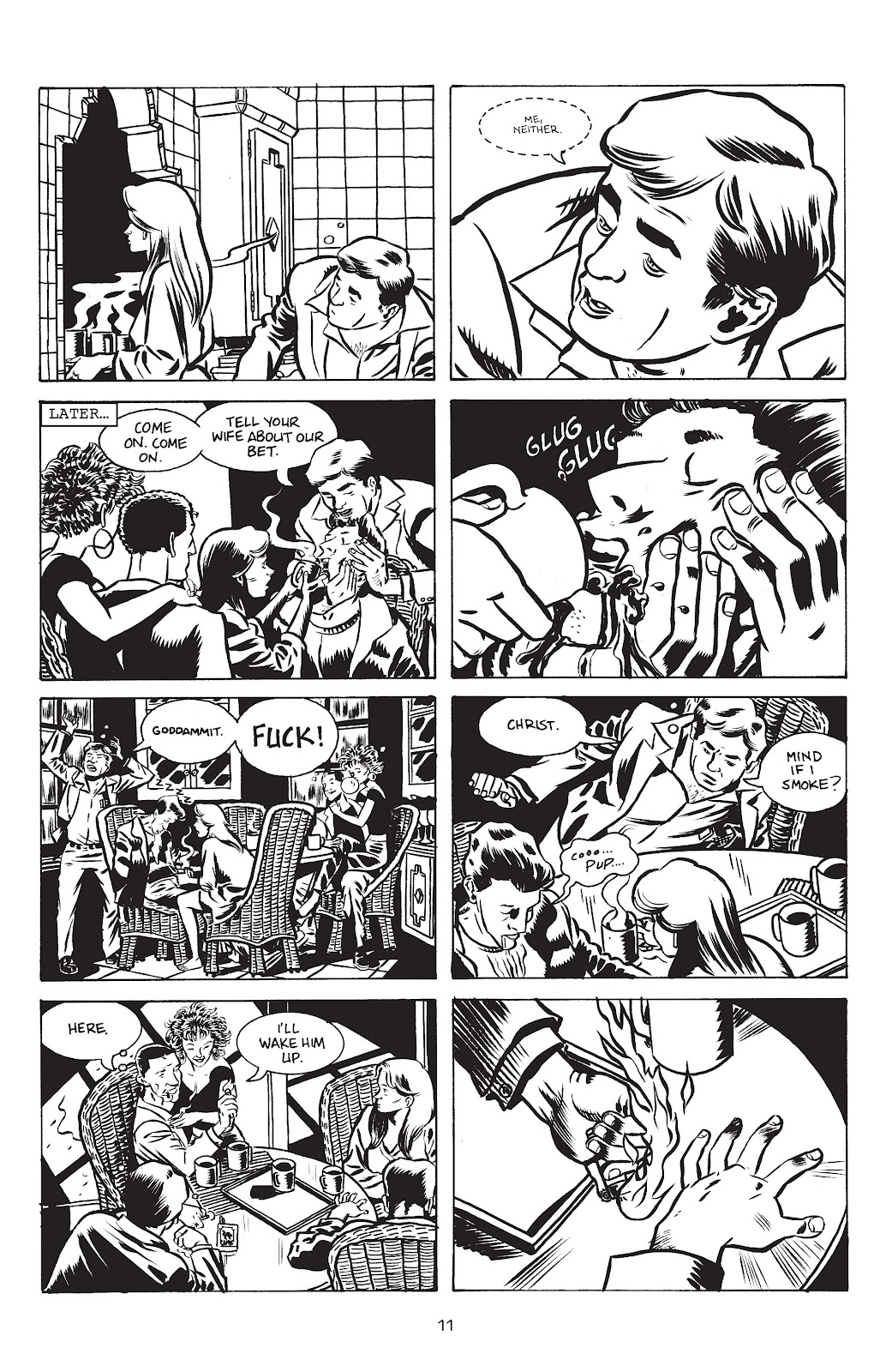 Stray Bullets Issue #17 #17 - English 13