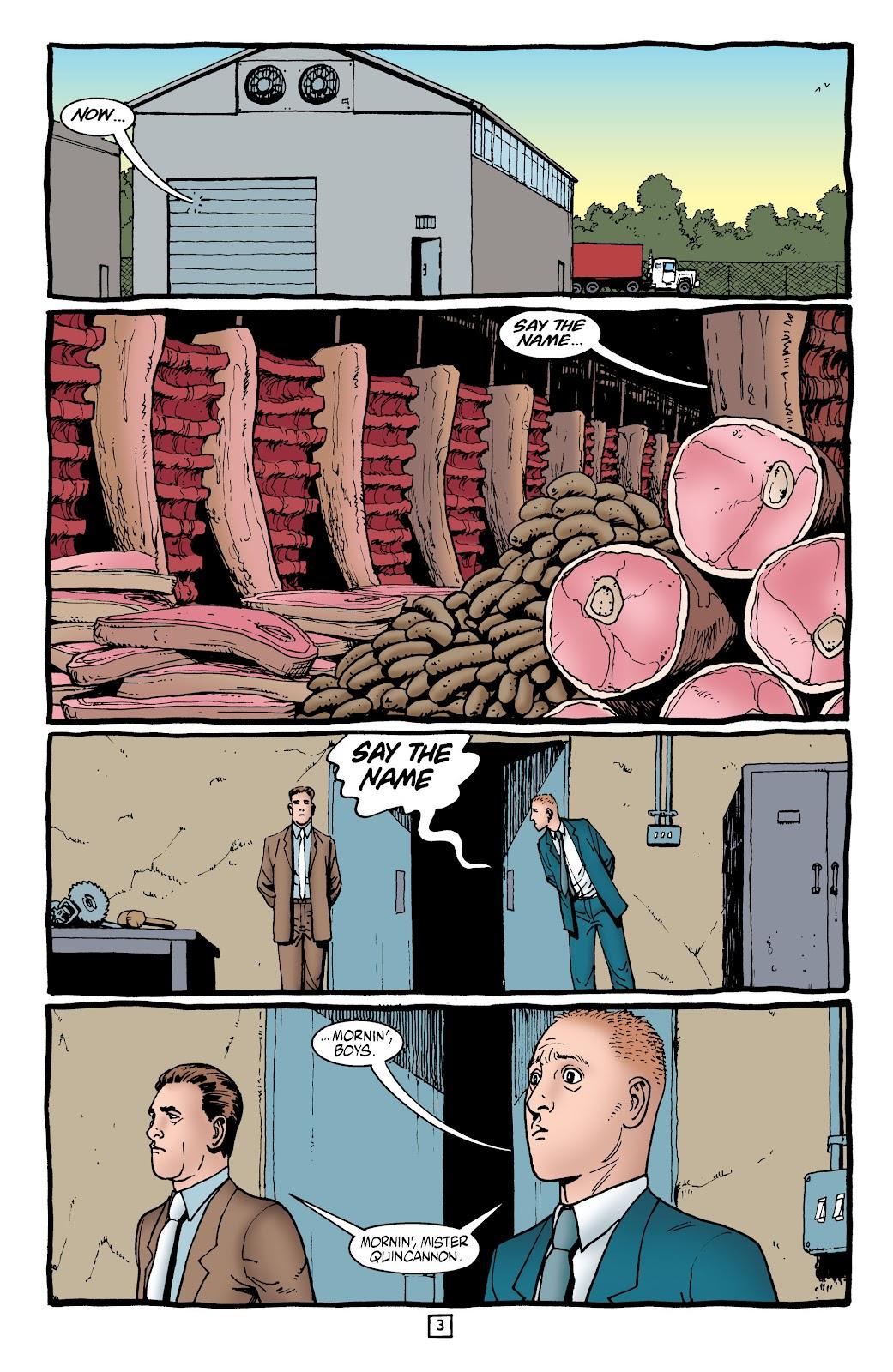 Preacher Issue #42 #51 - English 4