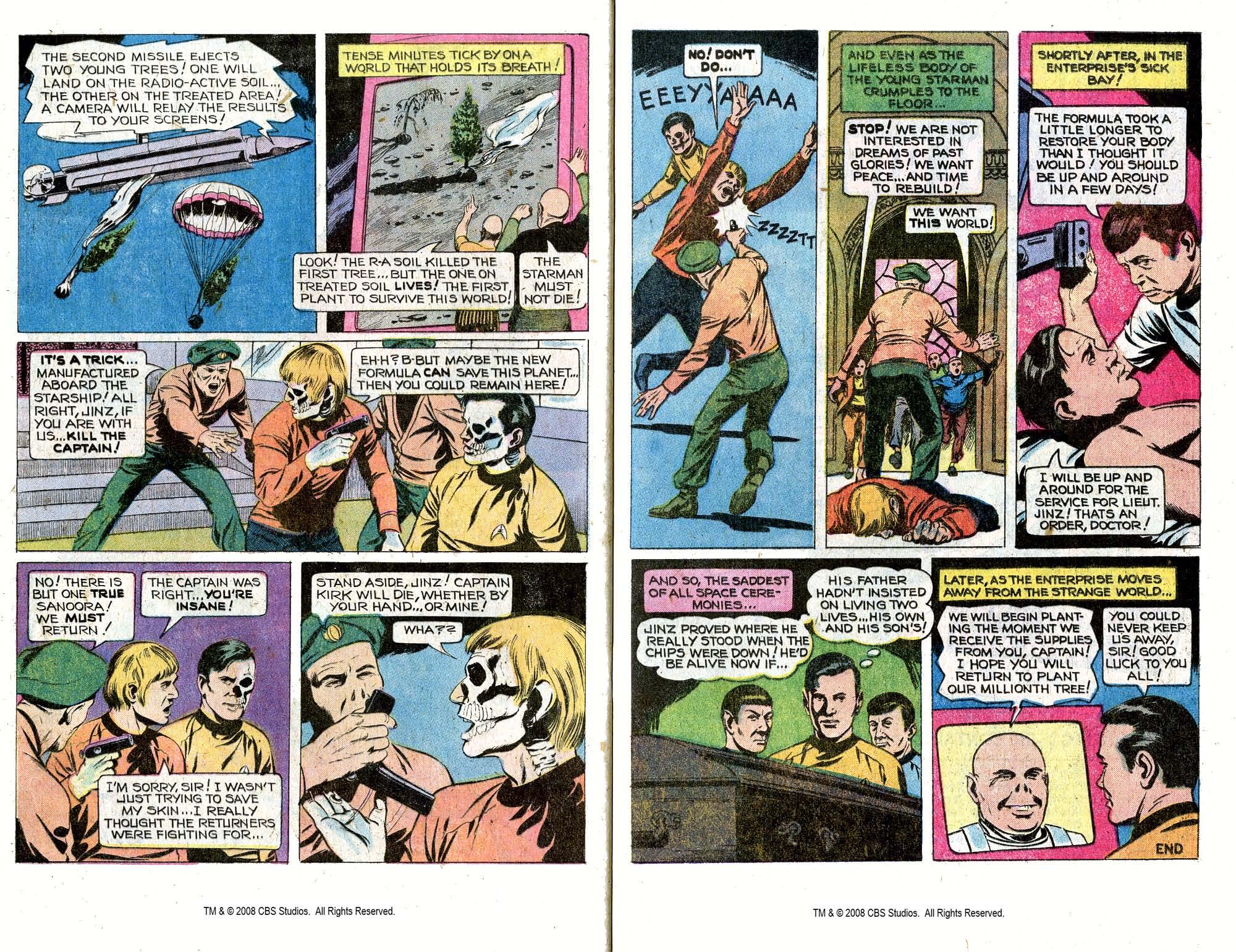 Star Trek (1967) #50 #50 - English 17