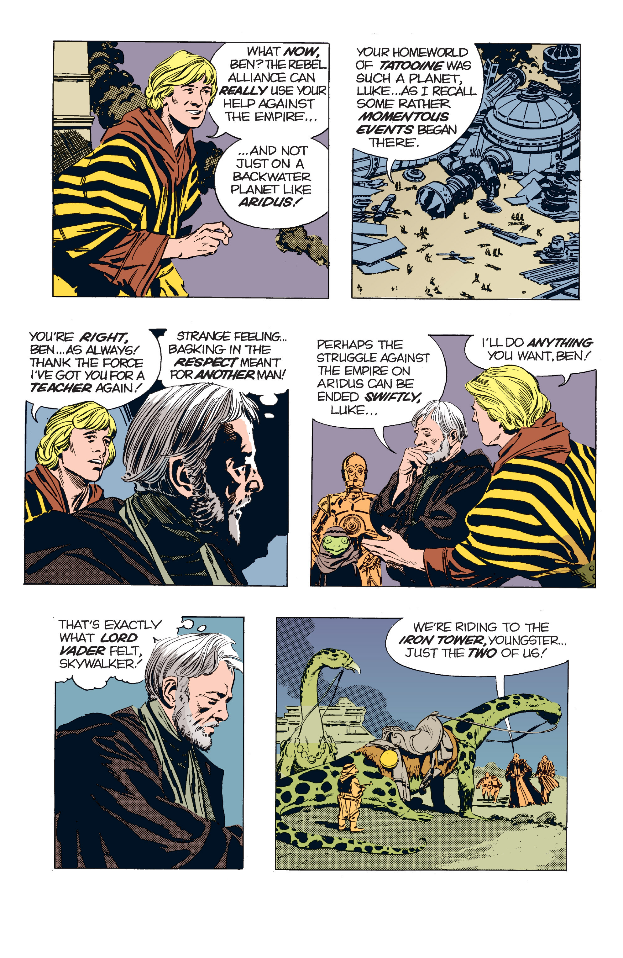 Classic Star Wars #10 #10 - English 22