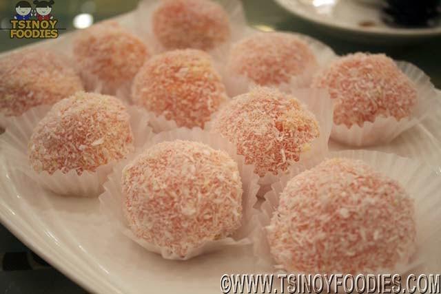 mango balls
