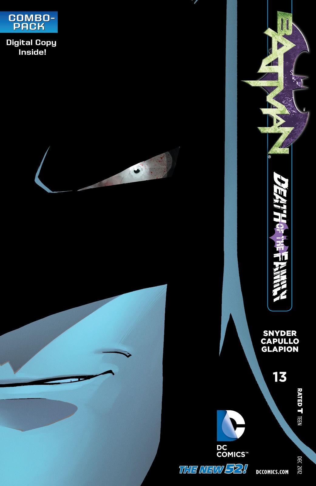 Batman (2011) Issue #13 #28 - English 35