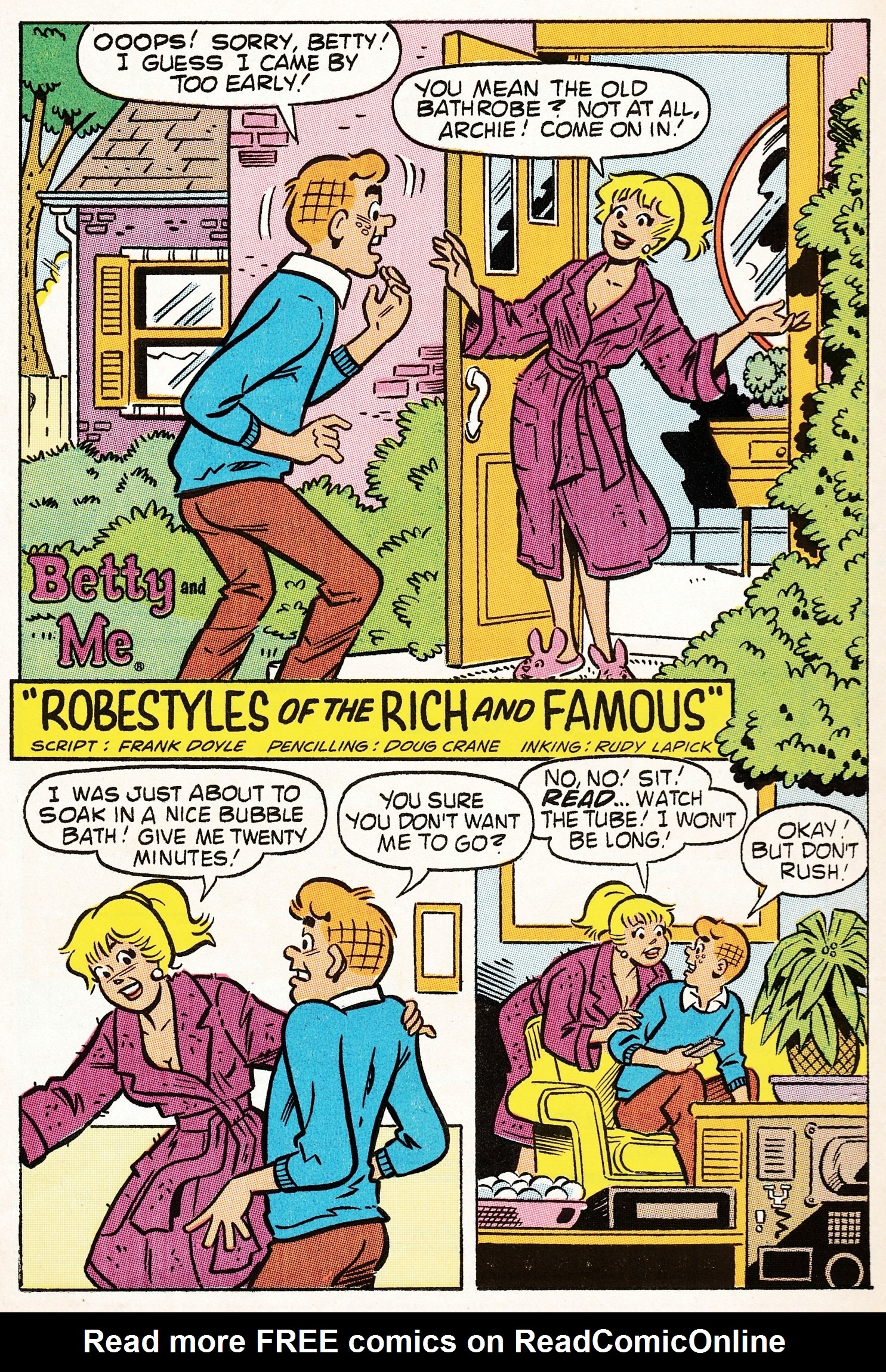 Read online Betty and Me comic -  Issue #196 - 19