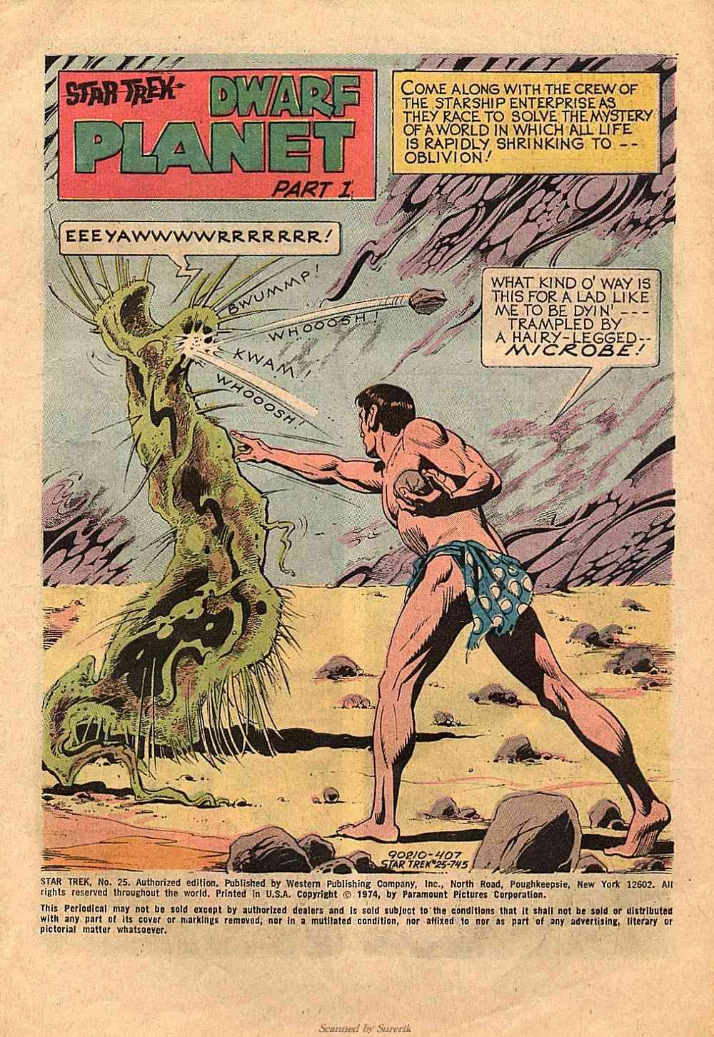 Star Trek (1967) Issue #25 #25 - English 2
