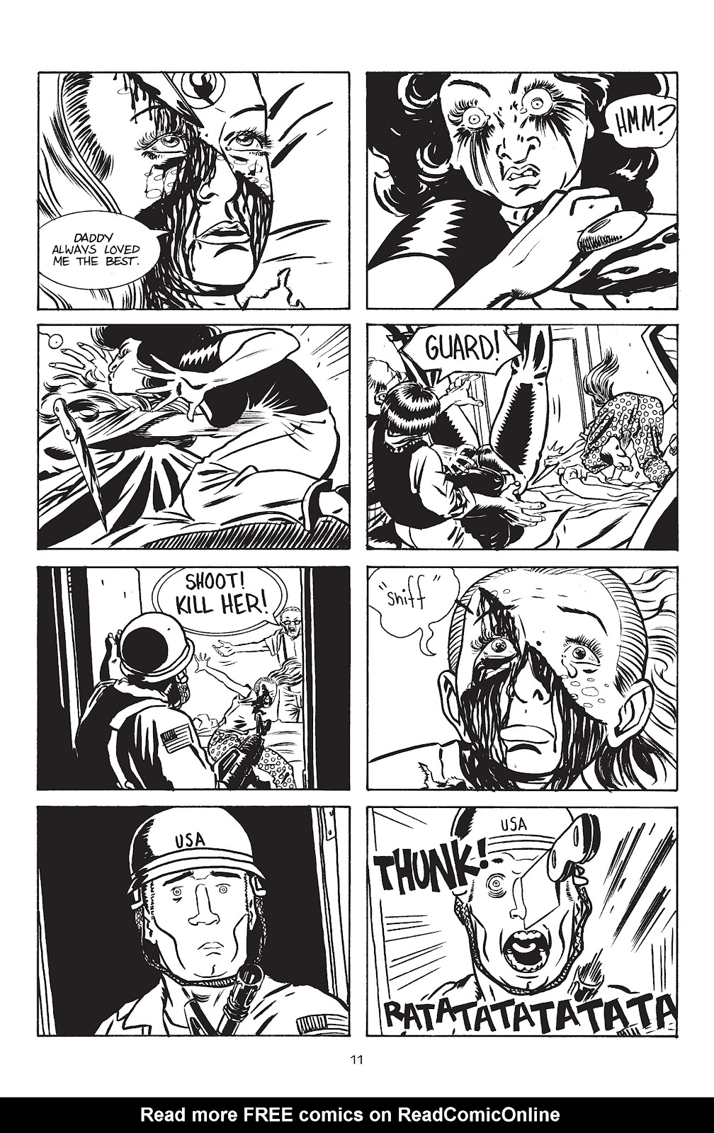 Stray Bullets Issue #6 #6 - English 13