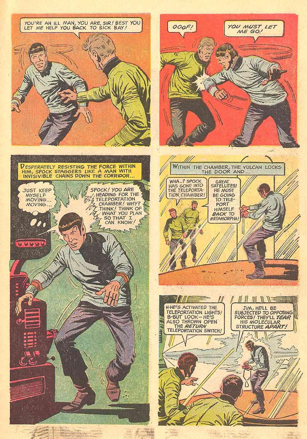 Star Trek (1967) Issue #4 #4 - English 26