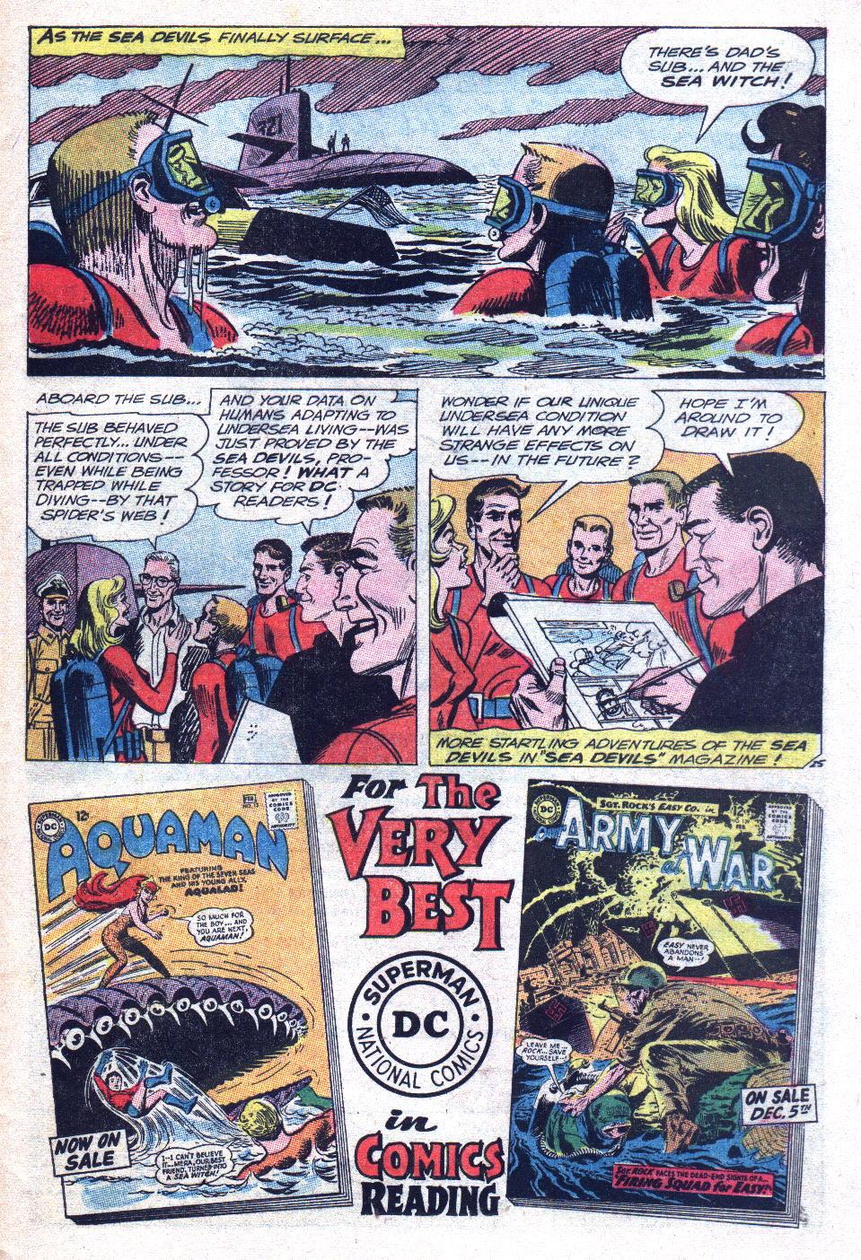 Read online Sea Devils comic -  Issue #15 - 32