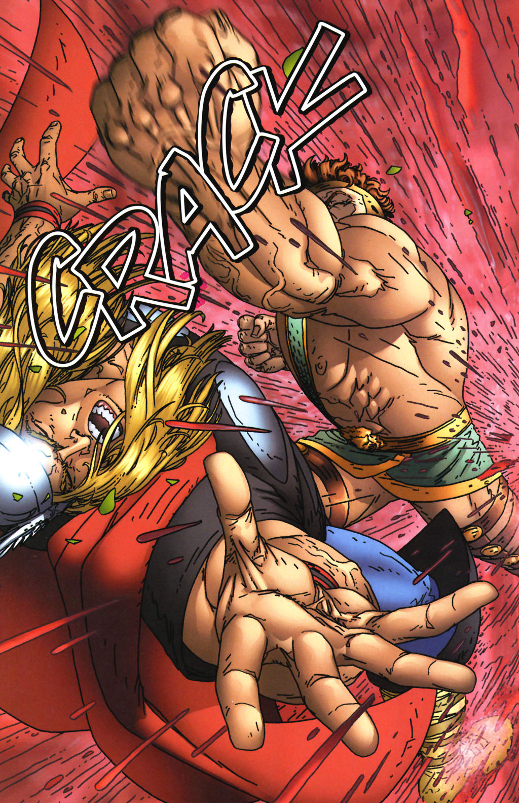 Read online Thor: Blood Oath comic -  Issue #3 - 7
